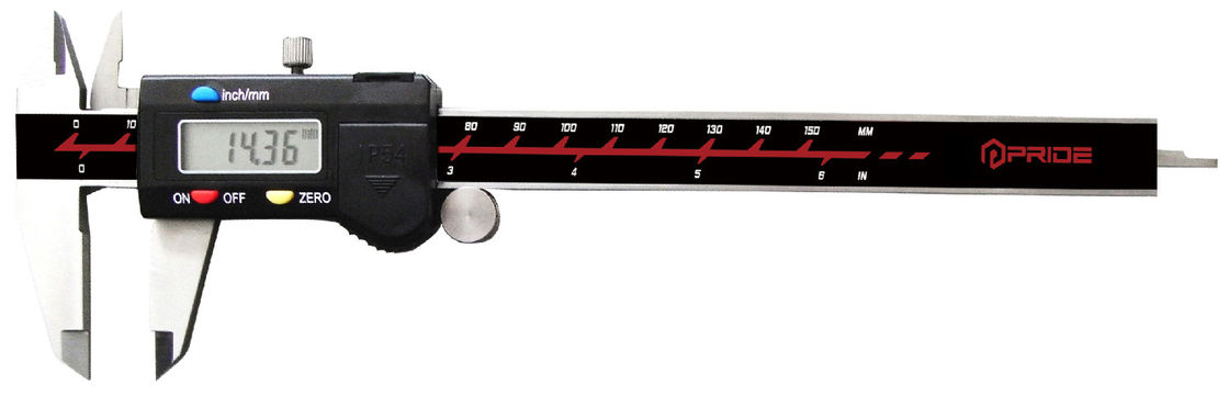 IP54 Water-resistant Incorporates absolute measurement system Digital Caliper